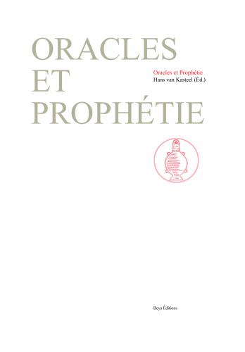 ORACLES ET PROPHÉTIE