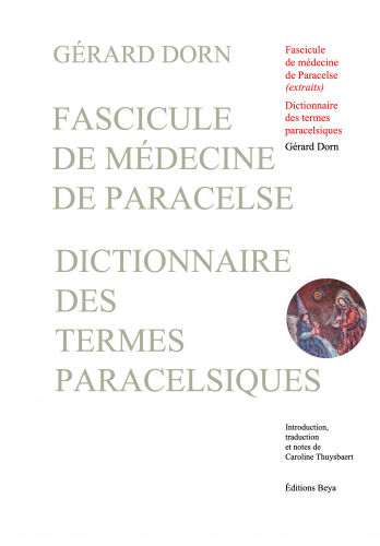 FASCICULE DE MÉDECINE DE PARACELSE
