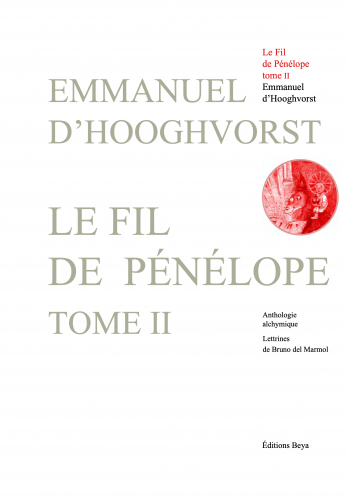 LE FIL DE PÉNÉLOPE - tome II